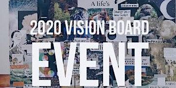 2020 Vision Board Event