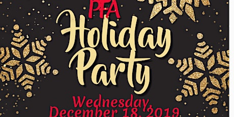 PFA Holiday Party 2019 tickets