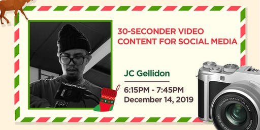 30 Seconder Video Content For Social Media