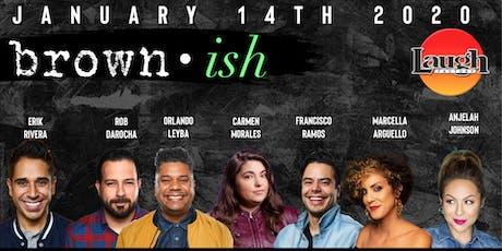 FREE VIP TICKETS - Laugh Factory - 01/14 - Latino Night tickets