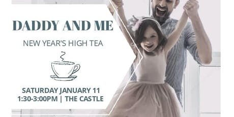 Daddy and Me Holiday High Tea tickets