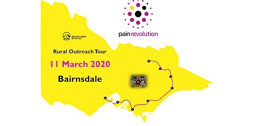 Pain Revolution PUBLIC Seminar Bairnsdale