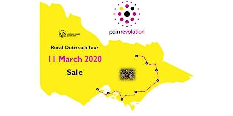 Pain Revolution PUBLIC Seminar Sale tickets