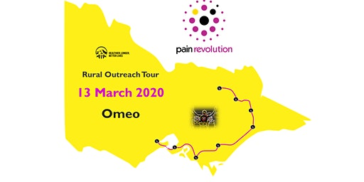 Pain Revolution PUBLIC Seminar Omeo