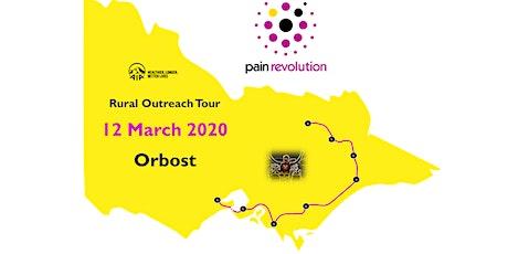 Pain Revolution PUBLIC Seminar Orbost tickets