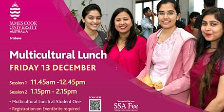 Multicultural Lunch SP23 tickets