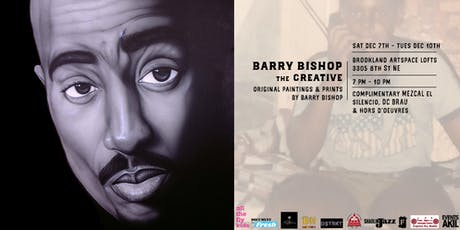 Barry Bishop The Creative - Original Paintings and Prints tickets