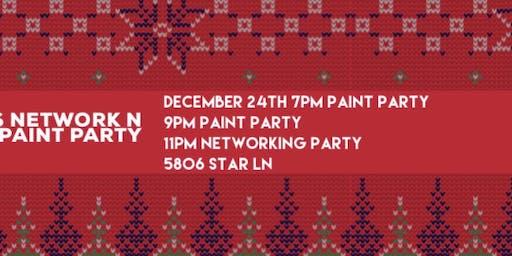 Christmas Eve Paint n' Sip
