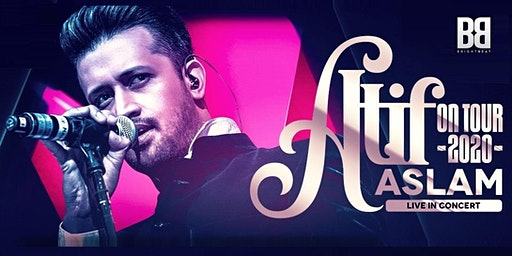 Atif Aslam - Live in London! - UK Concert Tour 2020