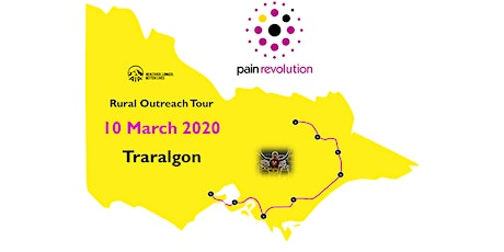Pain Revolution PROFESSIONAL Seminar Traralgon tickets