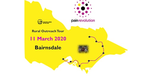 Pain Revolution PROFESSIONAL Seminar Bairnsdale
