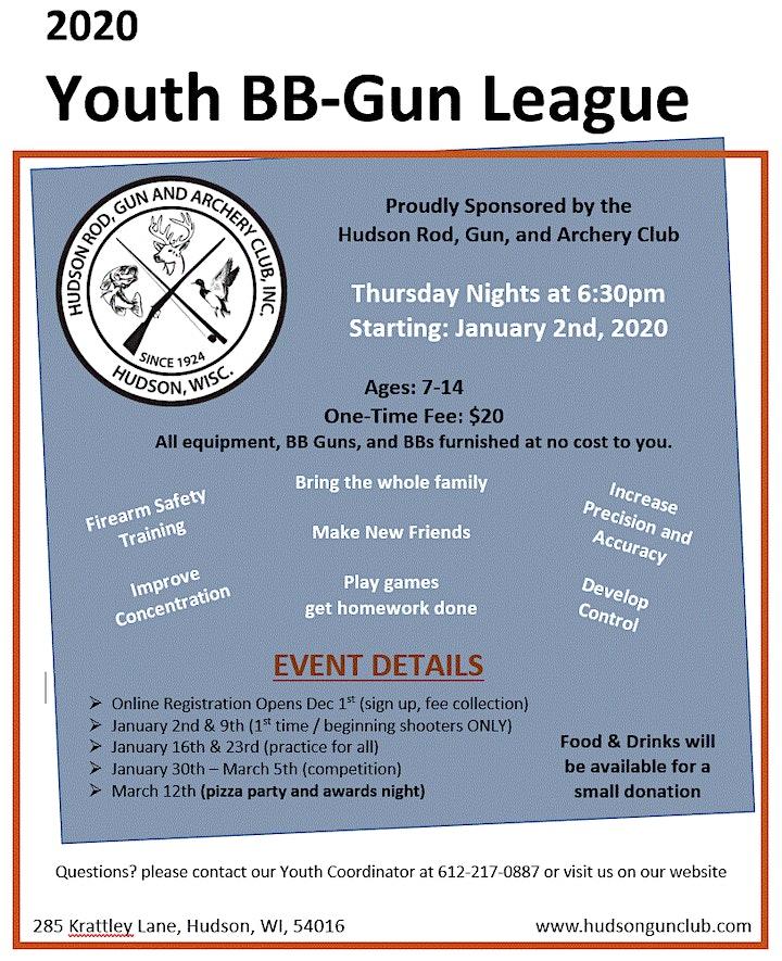 2020 Youth BB-Gun League image