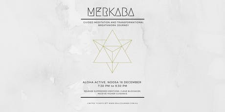 Merkaba Breathwork Journey tickets