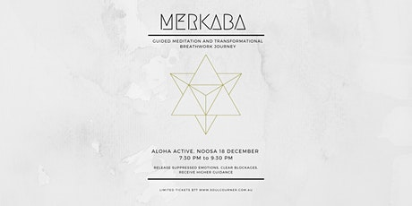 Merkaba Breathwork Journey tickets