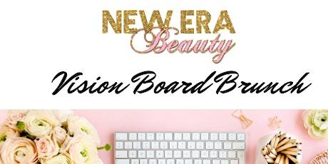New Era Beauty Vision Board Brunch tickets