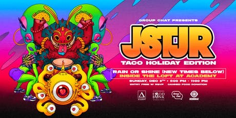 JSTJR: Charity Taco Event tickets