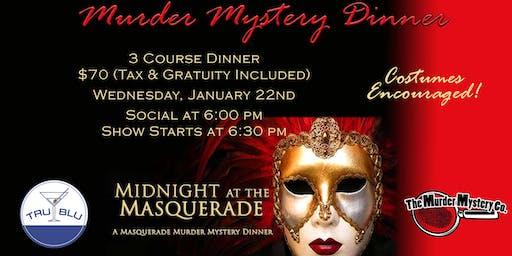 Murder Mystery Dinner - Wednesday