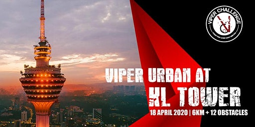 Viper Urban at KL Tower