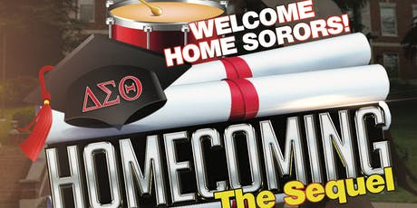 """SM-LAC's """"Homecoming 2020"""" tickets"""