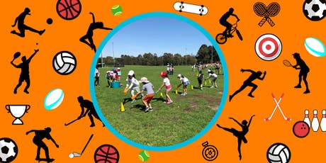 Motiv8sports Parramatta (5 to 11 years)* tickets