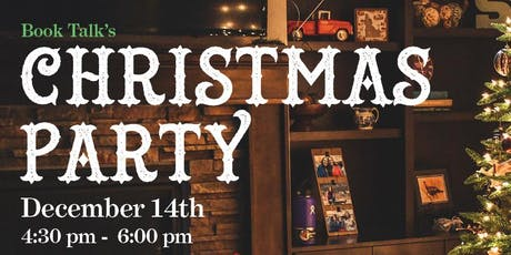 Book Talk's Christmas Party (CWB) tickets