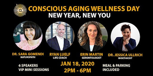 Conscious Aging Wellness Day 2020