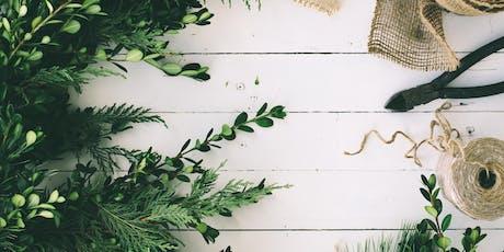 Gro Urban & Lusso Italian - Wreath Workshop tickets
