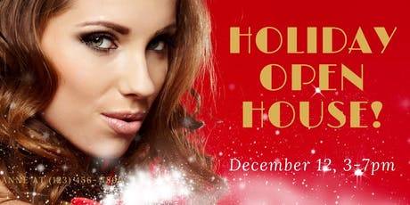 Holiday Open House at Glamour Plastic Surgery and Med Spa tickets