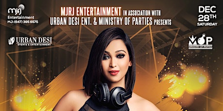 DJ Smita (Bollywood International DJ) Live in Ottawa tickets