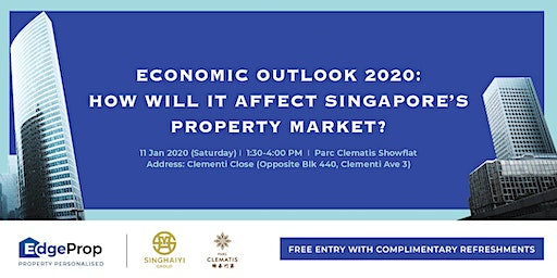 Economic Outlook 2020: How will it affect Singapore's property market?