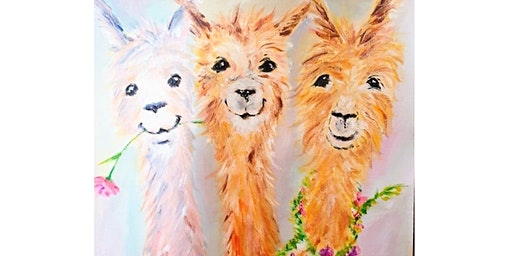 Happy Llamas - Clock Hotel