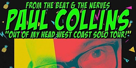 Paul Collins tickets