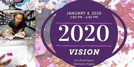 2020 Vision: Mindfulness, Makeup and Manifestation tickets