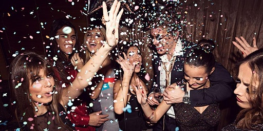 The Best New Year's Eve Party 2020 - Under 35 Gala