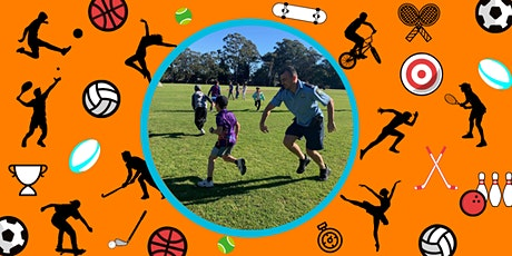 Sports with Cops! - Session 1 (6 to 10 years)  tickets