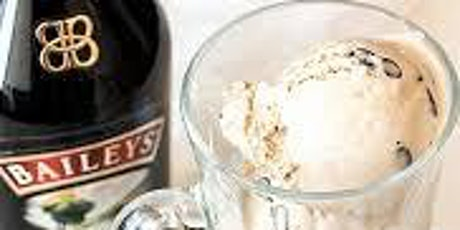 """""""Bailey's & Creme"""" Ice Cream Making Class (French Style) tickets"""