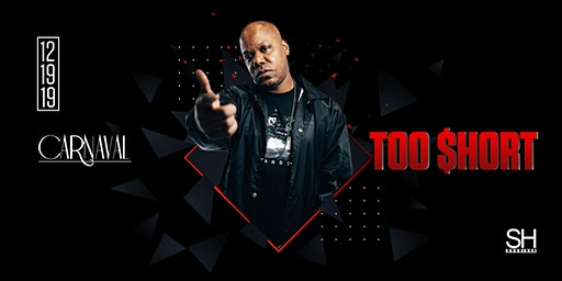 TOO SHORT LIVE AT CARNAVAL NIGHTCLUB