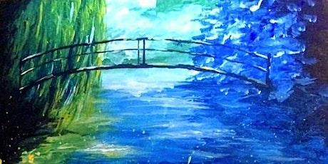 Monet Bridge - Clock Hotel tickets