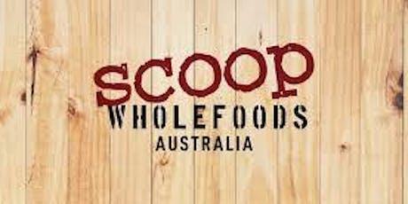 Breakfast workshop at Scoop tickets