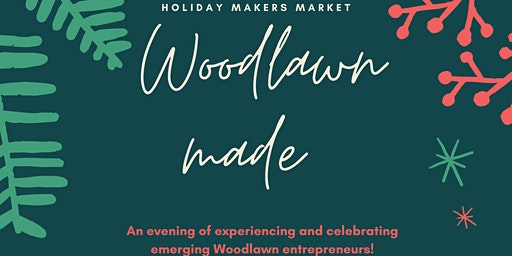 Woodlawn Made Holiday Market