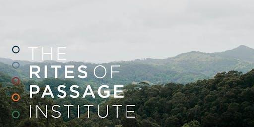 Level 1 Leadership Training: The Rite of Passage Framework: SEPT 2020