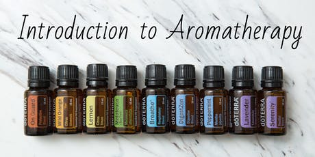 Introduction to Aromatherapy Workshop tickets