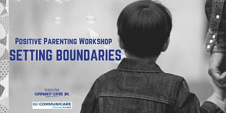 Setting Boundaries - Positive Parenting Workshop tickets