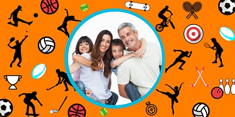 Indoor Sports - Parents VS Kids Edition (6 to 13 years) tickets