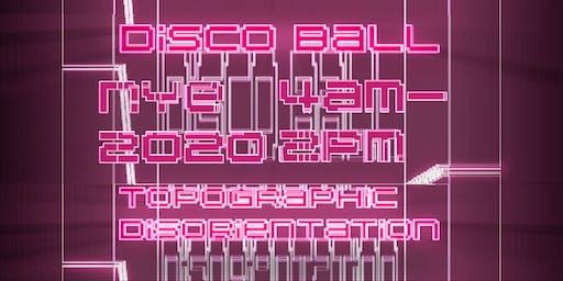 DISco Ball: Topographic Disorientation