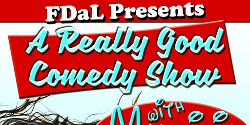 FDaL Presents a Good Comedy Show at The Black Horse London Pub