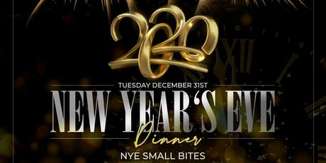 New Years Eve Dinner - Small Bites at SEVILLA SAN DIEGO tickets
