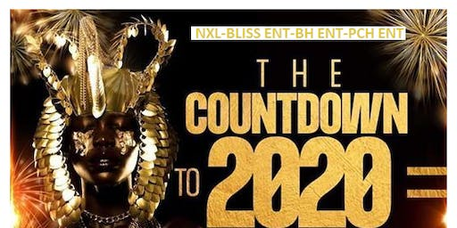 THE COUNTDOWN (VIP TABLE & BOTTLE PACKAGE) An upscale grown folks NYE affair....