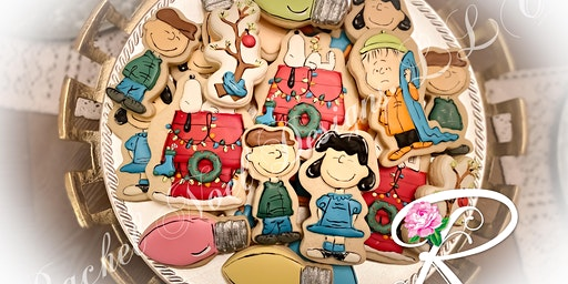 A Charlie Brown Christmas Cookie Class