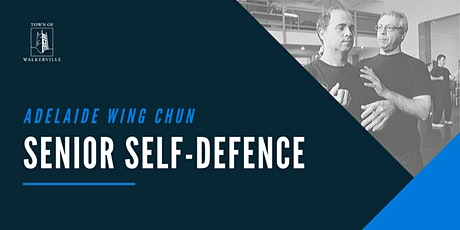 Senior Self-Defence with Adelaide Wing Chun tickets